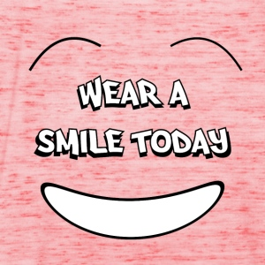 Wear a smile today Skjorter - Singlet for kvinner fra Bella