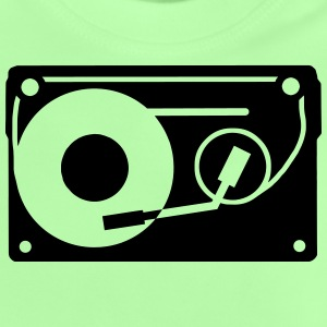 Turntable-Tape Tee shirts - T-shirt Bébé