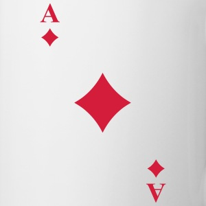 Ace of diamonds T-Shirts - Mug