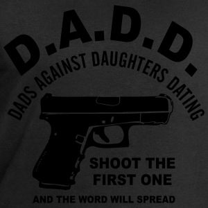 dads against dating daughters - Men's Sweatshirt by Stanley & Stella