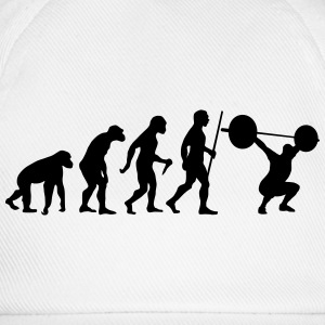 Evolution - Squat T-Shirts - Baseballkappe