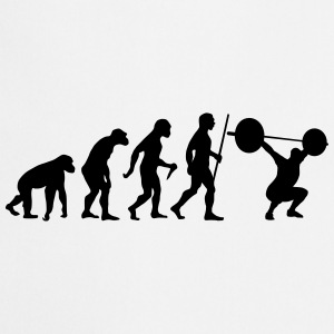 Evolution - Squat Hoodies & Sweatshirts - Cooking Apron