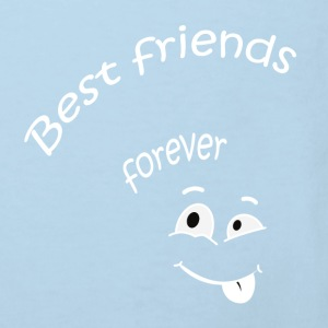 Best friends forever Sweats - T-shirt Bio Enfant