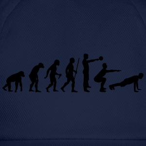 Evolution - Kettlebell Swing - Squat - Burpee - Baseballkappe