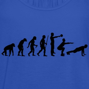 Evolution - Crossfit T-Shirts - Women's Tank Top by Bella