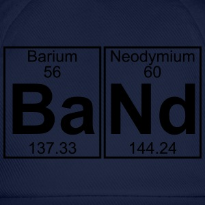 Ba-Nd (band) - Full T-Shirts - Baseball Cap