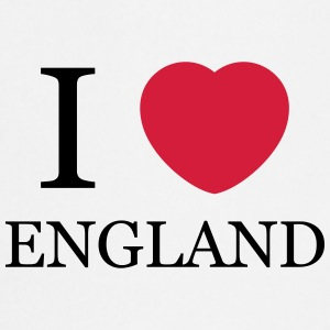 I love england T-Shirts - Cooking Apron