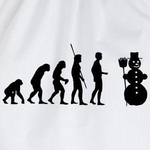 Snemand Evolution  T-shirts - Sportstaske