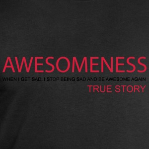Awesomeness T-Shirts - Men's Sweatshirt by Stanley & Stella
