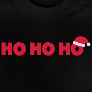 Weihnachtsmann Ho Ho Ho T-Shirts - Baby T-Shirt