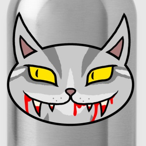 vampire cat T-Shirts - Water Bottle