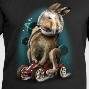 RABITRACER_MARKET.png T-Shirts - Men's Sweatshirt by Stanley & Stella