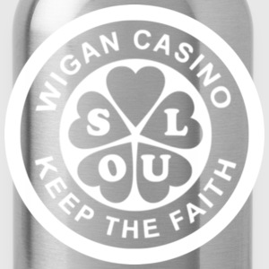 Wigan Casino T-Shirts - Water Bottle