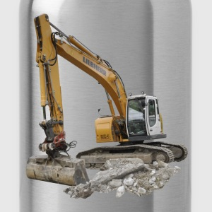 Excavator Shirts - Water Bottle