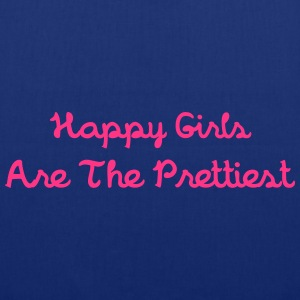 Happy Girls T-shirts - Tas van stof