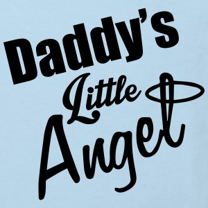 Daddy's Angel Shirts - Kids' Organic T-shirt