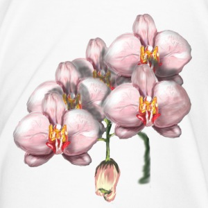 orchids Bottles & Mugs - Men's Premium T-Shirt