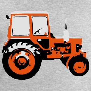 Tractor - the classic soviet MTZ - Men's Sweatshirt by Stanley & Stella