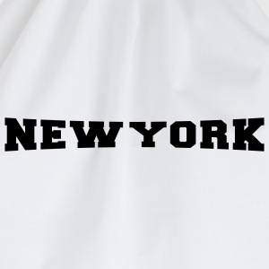 New York City - NYC - Big Apple T-Shirts - Turnbeutel
