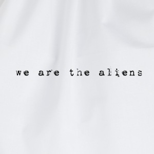 aliens T-Shirts - Turnbeutel