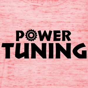 power tuning T-Shirts - Frauen Tank Top von Bella
