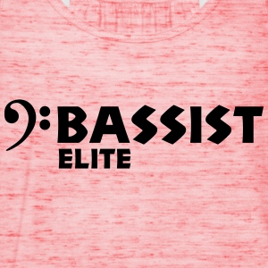 bassist elite T-Shirts - Frauen Tank Top von Bella