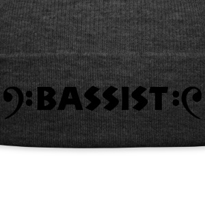 bassist T-Shirts - Wintermütze