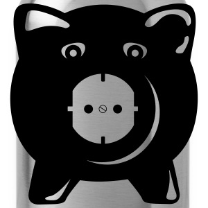 Outlet Pig  T-Shirts - Water Bottle