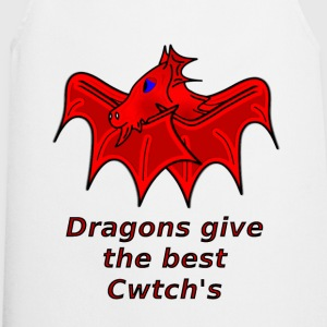wales dragons give the best welsh cwtch's - Cooking Apron