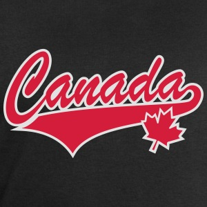 Canada Maple Leaf 2 Color Tail-Design T-Shirt - Sudadera hombre de Stanley & Stella