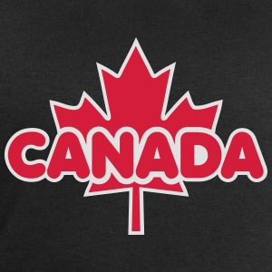 CANADA Maple Leaf 2 Colors Flag Design T-Shirt - Sudadera hombre de Stanley & Stella