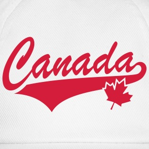 Canada Maple Leaf Tail-Design T-Shirt RW - Cappello con visiera