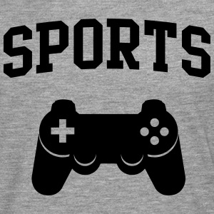 Sports Game Controller T-Shirts - Men's Premium Longsleeve Shirt