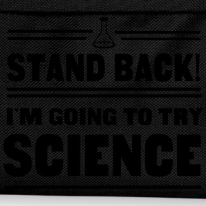 Stand back. I'm going to try science T-Shirts - Kids' Backpack