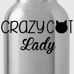 Cat Lady T-shirts - Vattenflaska