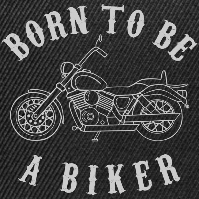 Born To Be A Biker   Body 1