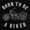 Born To Be A Biker T-Shirts - Baby T-Shirt