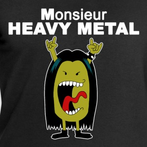 Monsieur heavy metal Tee shirts - Sweat-shirt Homme Stanley & Stella