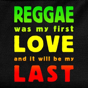 reggae was my first love multicolor T-Shirts - Kids' Backpack