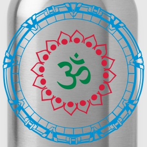 Om T-Shirts - Trinkflasche