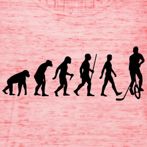 Evolution Einradhockey - Frauen Tank Top von Bella