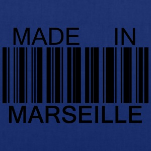 T shirt Made in Marseille 13 - Tote Bag