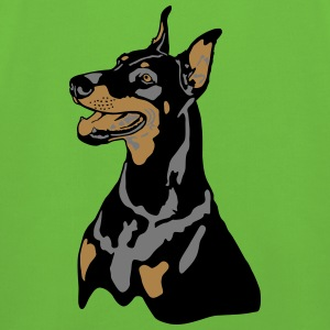 Dobermann Pinscher Head T-shirts - Premium-Luvtröja barn