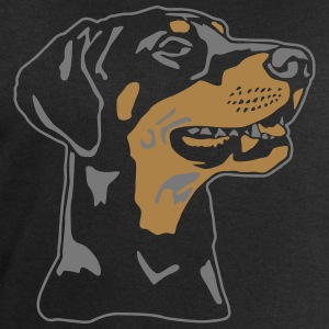 Dobermann Pinscher Tee shirts - Sweat-shirt Homme Stanley & Stella