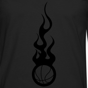 Basketball Hoodies - Men's Premium Longsleeve Shirt
