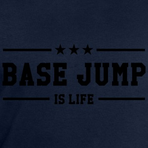 Base Jump is life T-Shirts - Men's Sweatshirt by Stanley & Stella