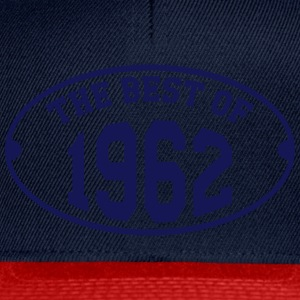 The Best of 1962 T-Shirts - Snapback Cap