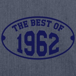The Best of 1962 T-Shirts - Schultertasche aus Recycling-Material