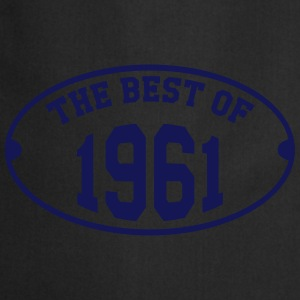 The Best of 1961 T-shirts - Förkläde