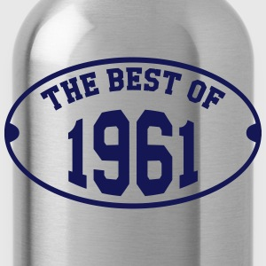The Best of 1961 T-Shirts - Water Bottle